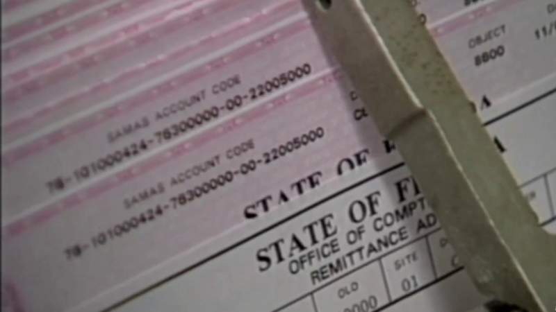 Florida doing away with federal jobless benefits