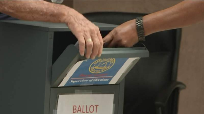 Record number of vote by mail ballots in Duval County already submitted