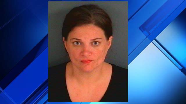 Heather Hindell, 35, booking photo