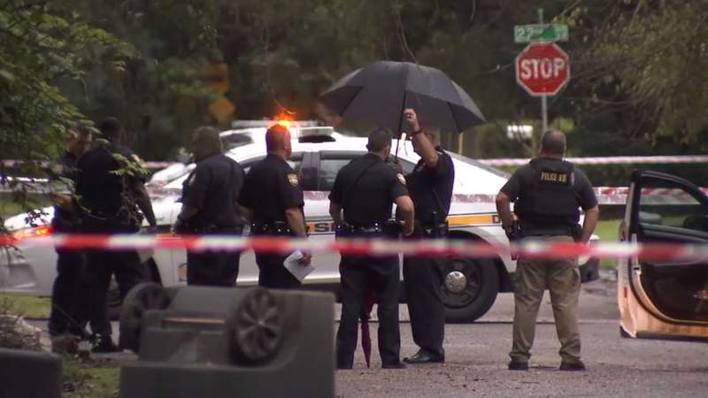 Police investigate a deadly shooting Tuesday in Northwest Jacksonville.