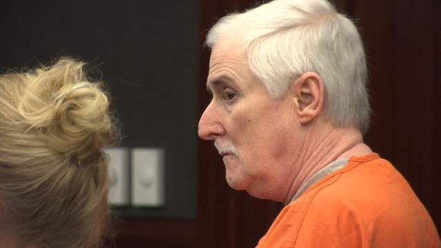 Donald Smith in court on Monday, Jan. 22, 2018.
