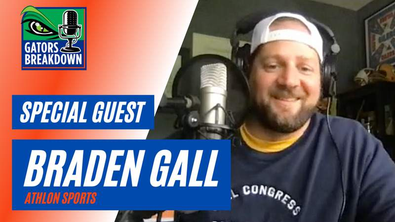Athlon Sports', Braden Gall, dishes on the Gators and the SEC.