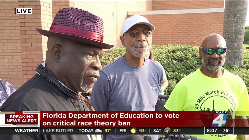 School Board Vote On Critical Race Theory