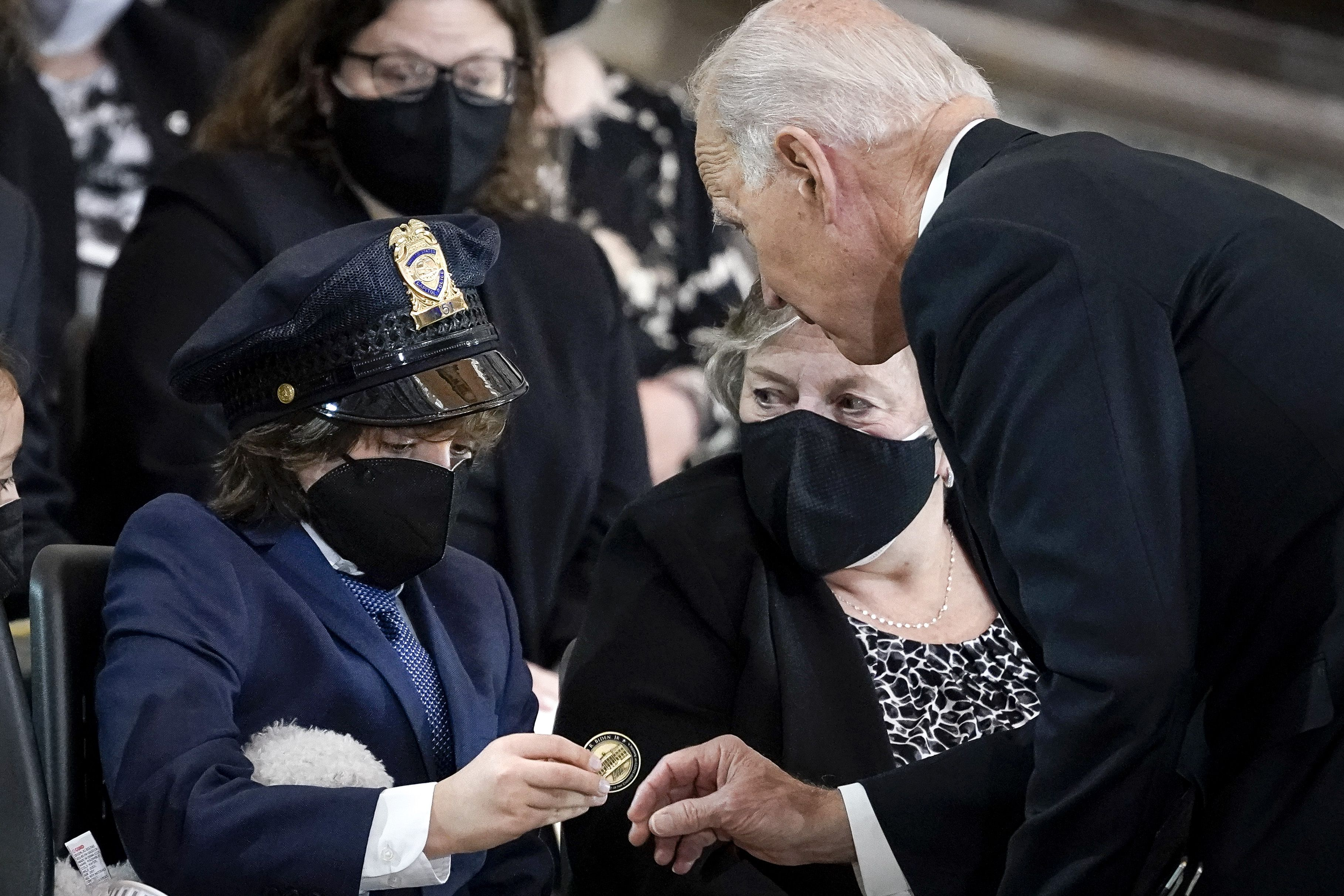 Biden works to balance civil rights and criminal justice
