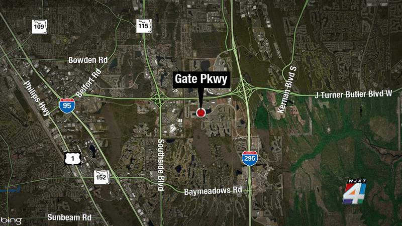 Woman pulled from lake off Gate Parkway.