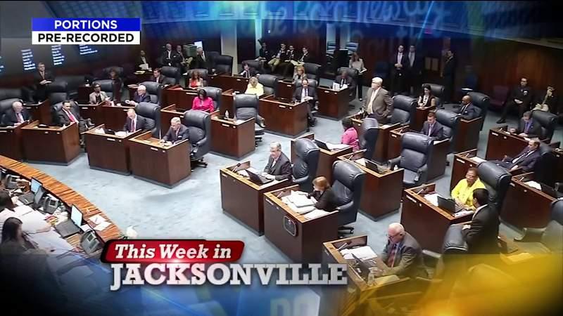 Florida Senator Aaron Bean; City Councilwoman Brenda Priestly Jackson; Safe schools challenge