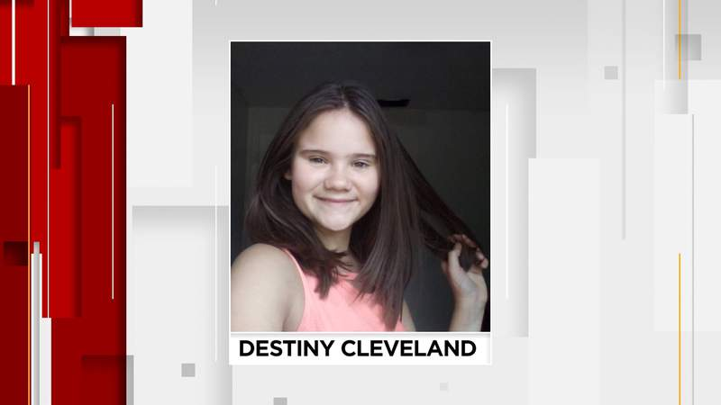 Missing 11-year-old Destiny Cleveland