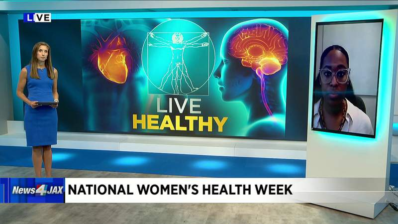 National Women's Health Week with Dr. Taryn Smith