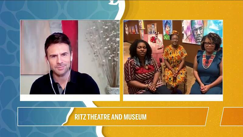 The Ritz Theatre and Museum   River City Live
