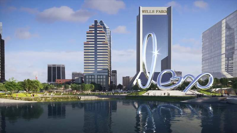 Tour the redevelopment plan for the former home of the Jacksonville Landing