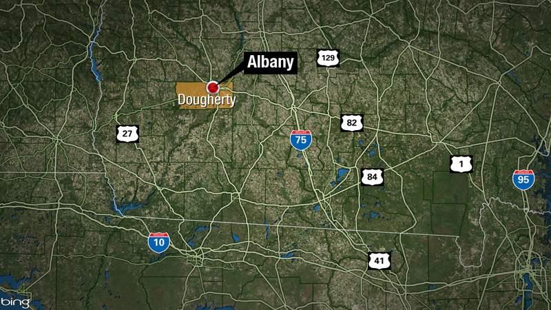 Albany, Dougherty County, Georgia