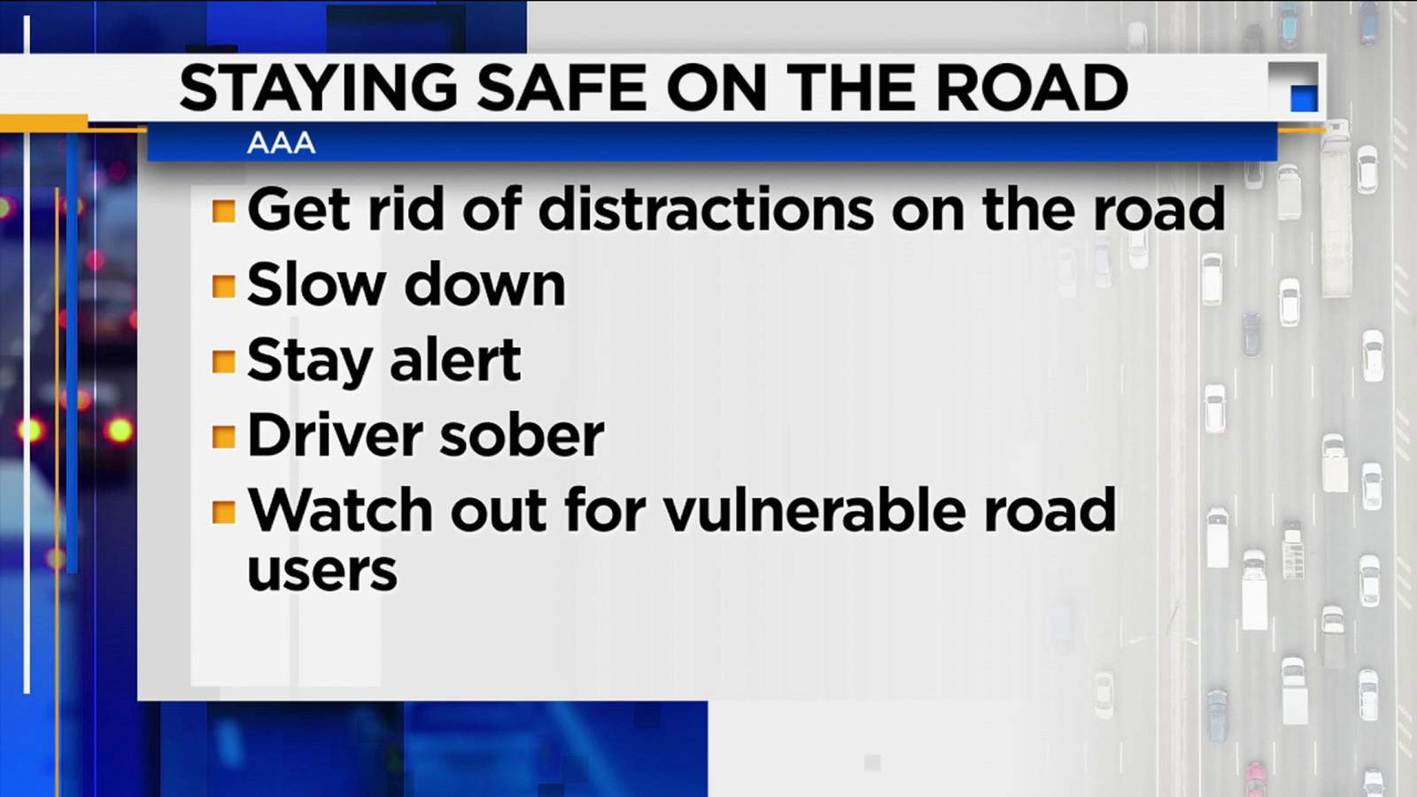 Recent AAA survey shows drivers feel OK taking risks on roads