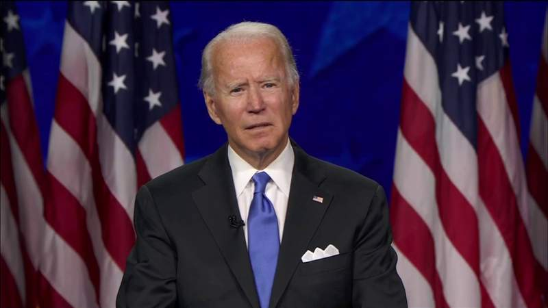 File photo of Joe Biden
