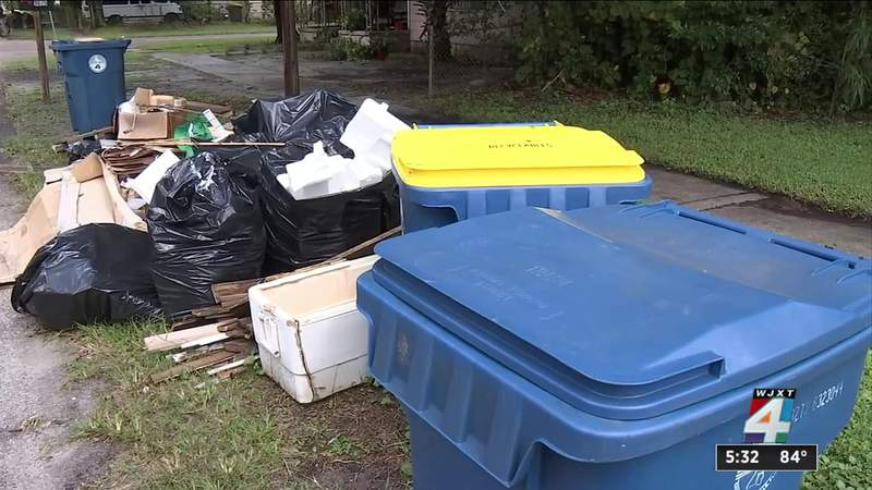 The I-TEAM found the city received more than 9,000 complaints about yard waste pickup delays in August.