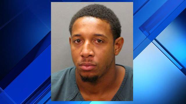 Jacksonville Sheriff's Office booking photo of Donovan A. Smith