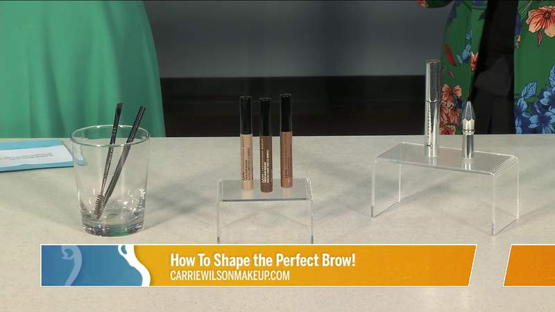 How To Shape The Perfect Brow | River City Live