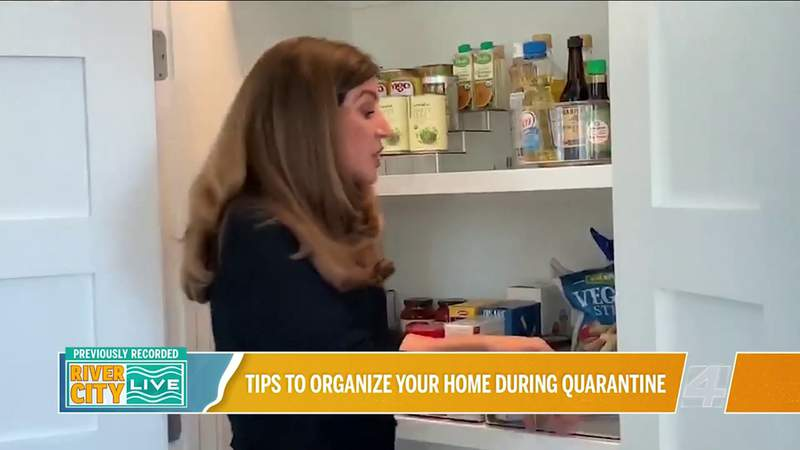 How to Organize Your Home During Quarantine | River City Live