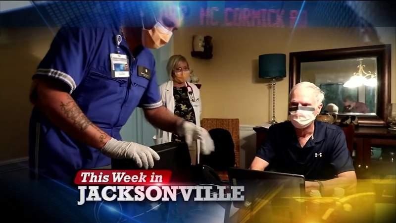 Transformations in health care; Duval County's Emerald Trail; Honoring Jacksonville University's beloved former president Fran Kinne