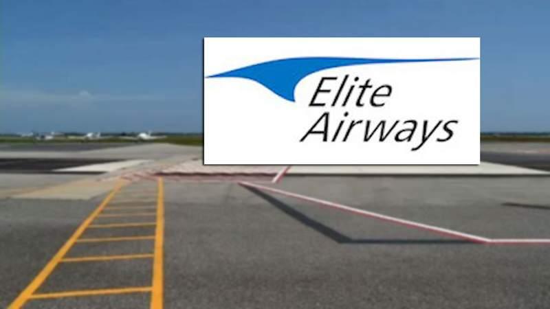 Elite Airways LLC announced new nonstop jet service between Northeast Florida Regional Airport in St. Augustine and Newark Liberty International Airport serving the tri-state area and New York City.