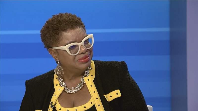 Jacksonville City Councilwoman Ju'Coby Pittman.