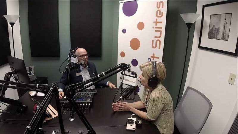 How to Make A Podcast with Studio Podcast Suites | River City Live