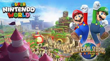 Super Nintendo World coming to new Universal Orlando theme park