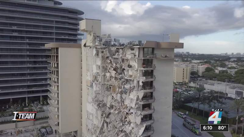 Letter from condo association warned 'concrete deterioration is accelerating'