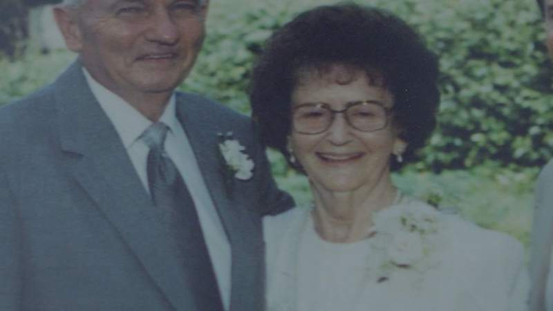 A Jacksonville woman describes the final weeks of her 99-year-old mother's life