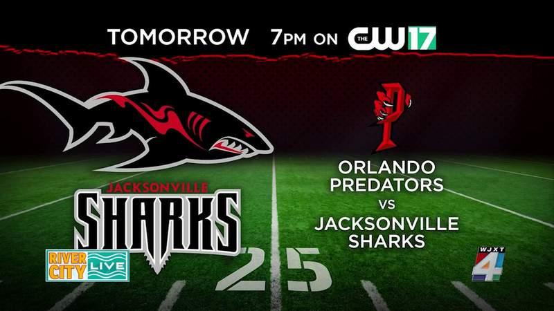 The Jacksonville Sharks Season Begins Tomorrow   River City Live