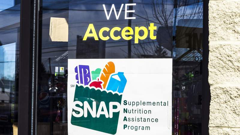 Commonly known as food stamps, SNAP provides food assistance to those who qualify as low-income.