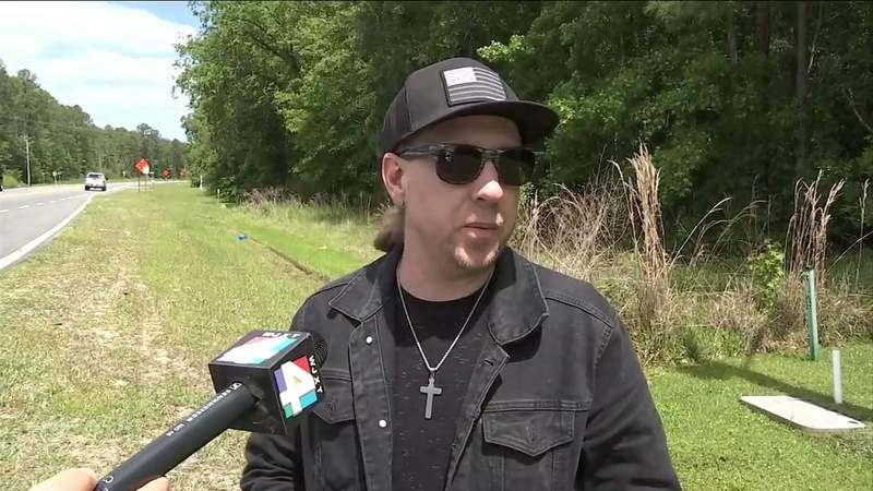 Red Jumpsuit Apparatus guitarist cuts through noise to help find missing man in Middleburg woods