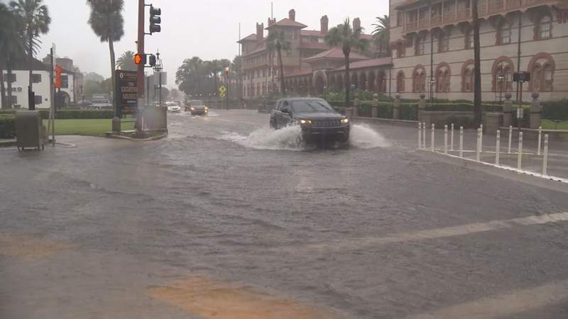 St. Augustine commissioners, public works director to discuss flooding