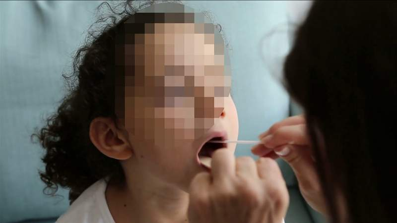 More children are getting tested for COVID-19