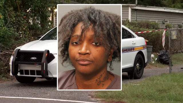 Police Woman Arrested After Man Shot At Westside Home