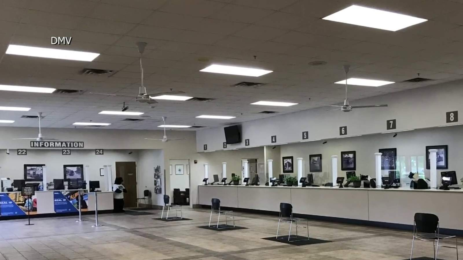 Driver S License And Motor Vehicle Service Centers Open For Appointments