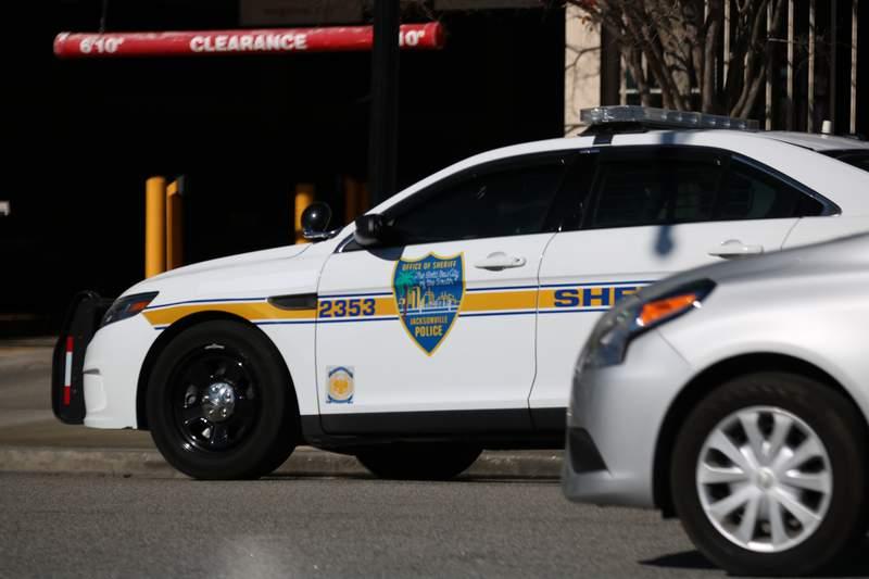 Jacksonville Sheriff's Office cruiser. (File photo)