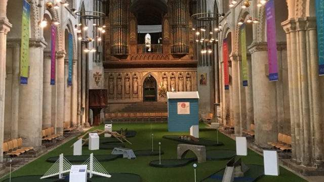 Photo contributed/ Rochester Cathedral.