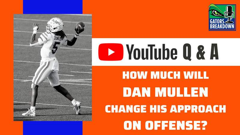 How much will Dan Mullen change his approach on offense?