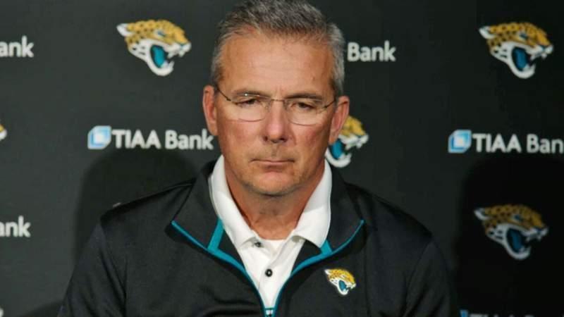 Urban Meyer: Ready to build a winner in Jacksonville