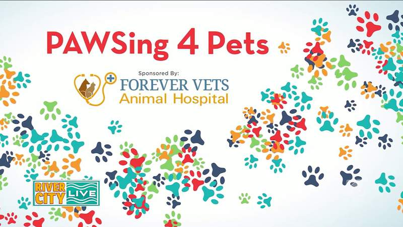 Paw-sing 4 Pets with Forever Vets Animal Hospital | River City Live