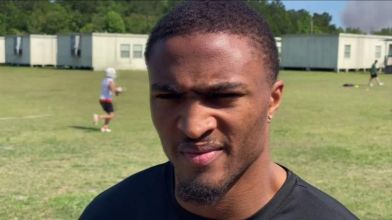 Shaun Wade giving back to area before NFL draft