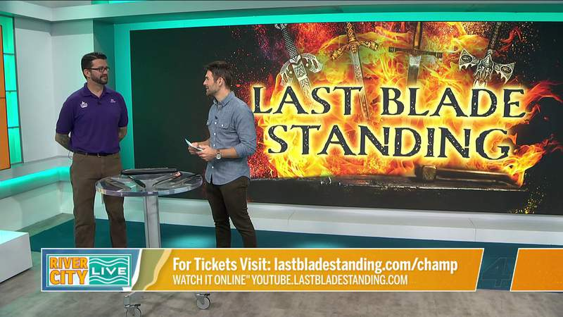 The Last Blade Standing Competition   River City Live