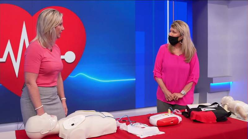 Christian Smith with the American Red Cross joins us with tips on how to save a life