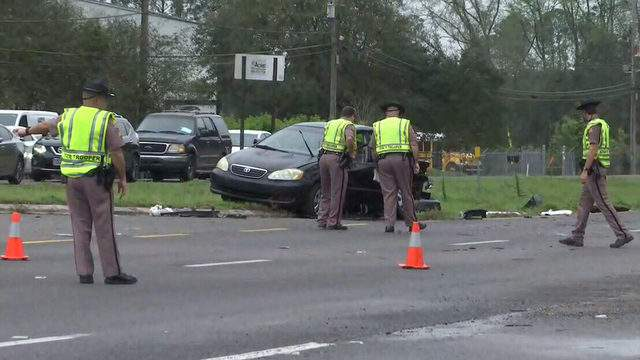 Fhp Woman Killed In Crash On Jacksonville S Westside