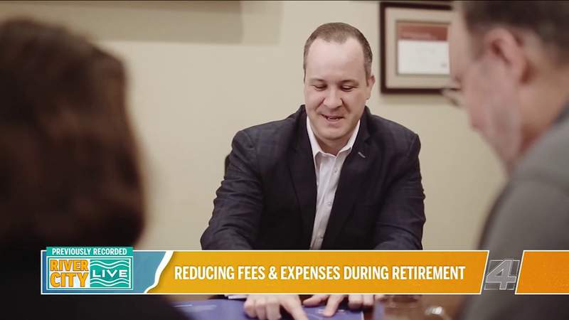Reducing Fees & Expenses During Retirement with Adam Wolf   River City Live