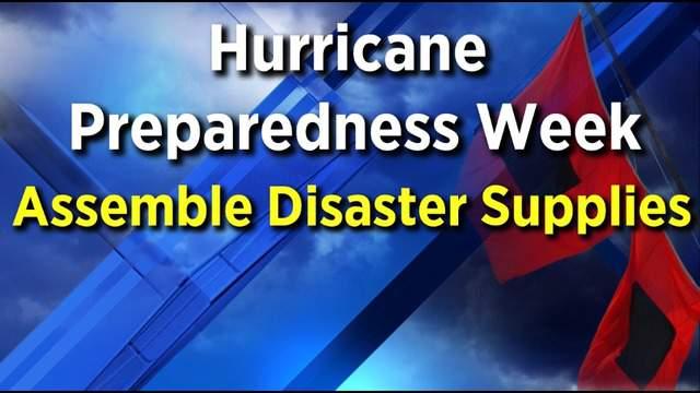 Hurricane Preparedness Week