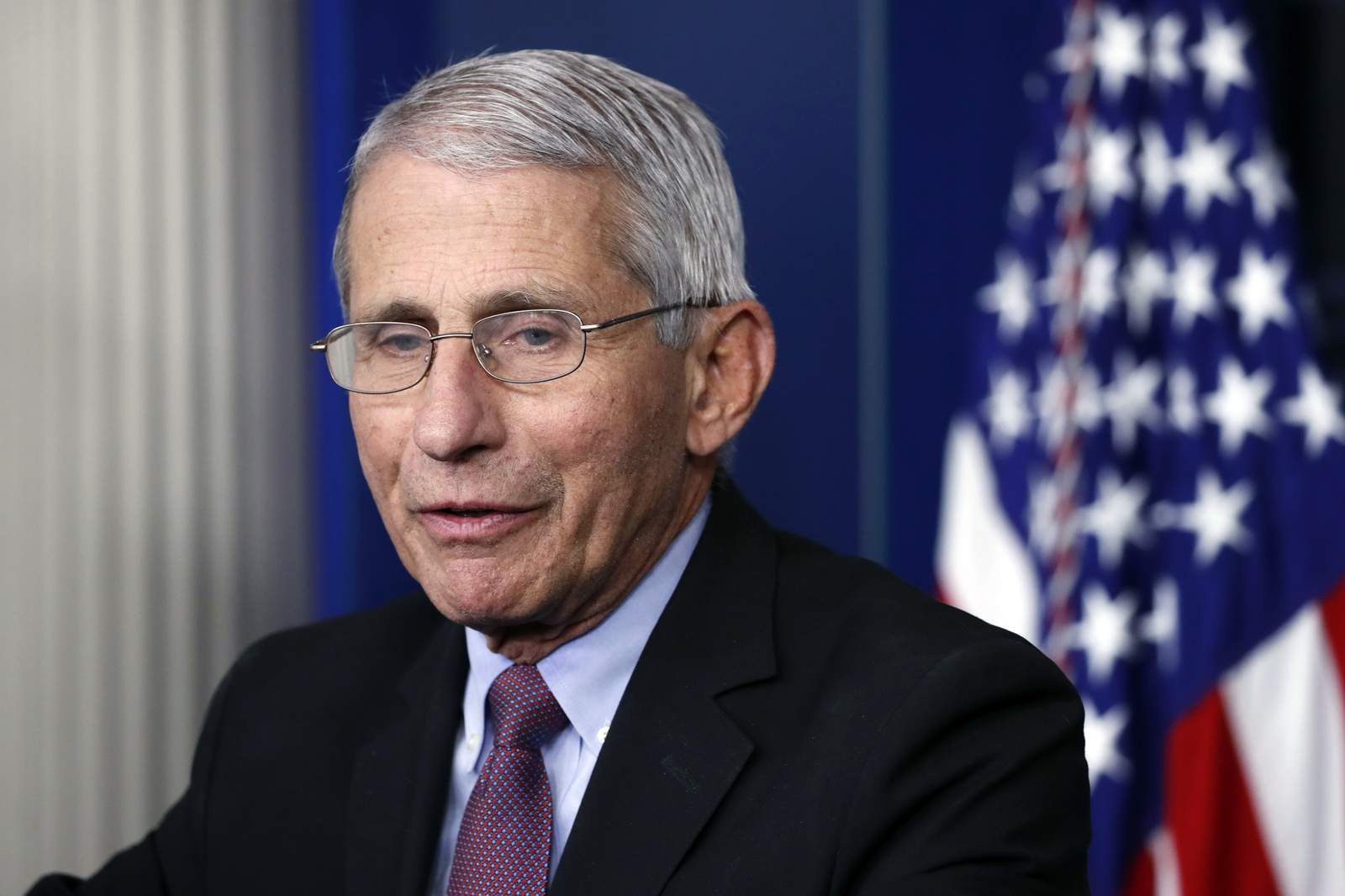 Dr. Anthony Fauci: Football 'feasible' by fall, but not guaranteed