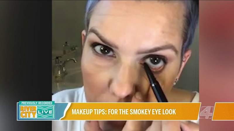 How to Do A Smokey Eye   River City Live