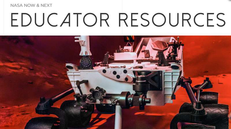 The Kennedy Space Center adds online learning programs for kids of all ages