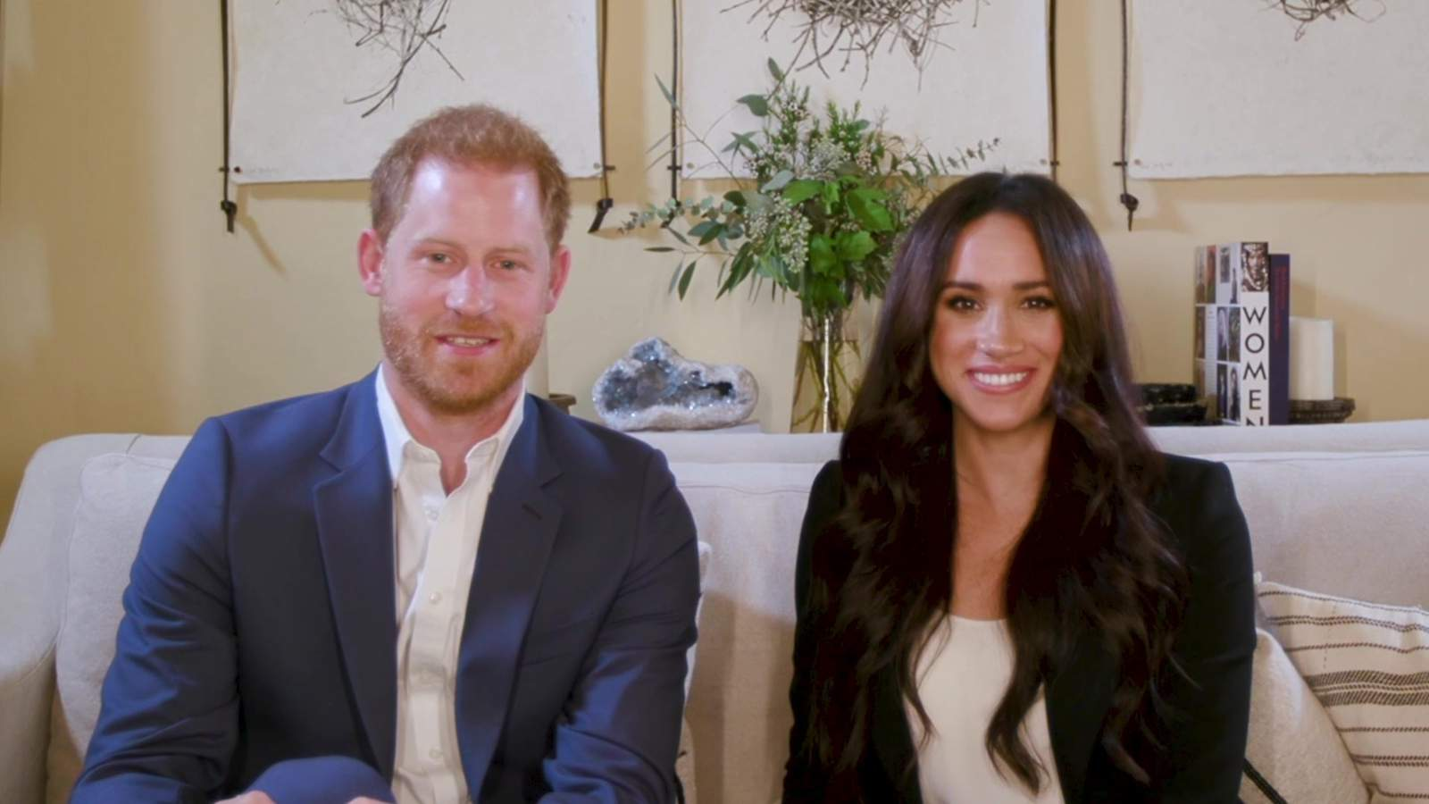 duke and duchess of sussex convene session on digital world duke and duchess of sussex convene